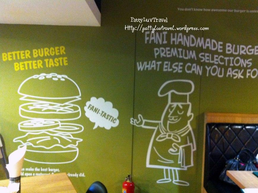 費尼漢堡 Fanier Burger